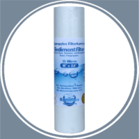 Sedimentfilter 10 Zoll