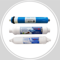 Filtersets für 3-stufige Osmoseanlagen