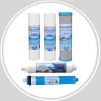 Filtersets für 5-stufige Osmoseanlagen