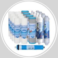 Filtersets für 6-stufige Osmoseanlagen
