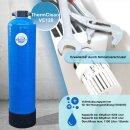 Aquintos ThermCleanVE120 Heizungsbefüllung Entsalzung von Heizungswasser nach VDI 2035 Mehrwegkartusche