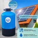 Aquintos SolarCleanTE15 Mehrwegfilter Reinigungswasser für Solar- und Photovoltaikanlagen PV Reinigung