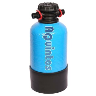 Aquintos DishClean6 Vollentsalzung Entsalzung demineralisiertes entkalktes und entsalztes destilliertes VE Wasser