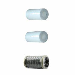 """5"""" Wasserfilter Polypropylene Sediment Filter Ersatzfilter TRIO Filtergehäuse"""