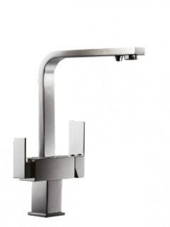 Aquintos Taupo 3-Wege Wasserhahn chrom style DeLuxe