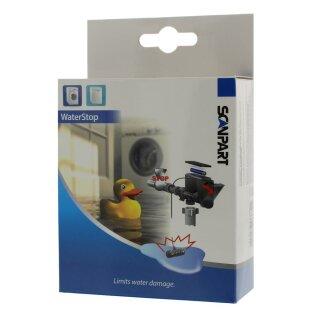 Wasserstop für Waschmaschine Spülmaschine UNI Wasserstop 3/4 Zoll von Scanpart
