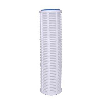 Aquintos Nylonfilter Mehrwegfilter 10 x 2,5 Zoll in 20µ auswaschbar