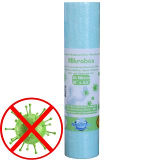 Antibakterieller Trinkwasserfilter 10  x 2,5 Zoll in 20µm -  nanosilver technology