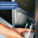 Wasserfilter Kühlschrank Ersatz für Samsung DA29-10105J DA29-10105J HAFEX/EXP, DA99-02131B, WSF-100, EF9603, HAIER LG Inline wasserfiter Aquintos SBS Universal High Quality Aktivkohle Kühlschrankfilter TÜV Zertifiziert