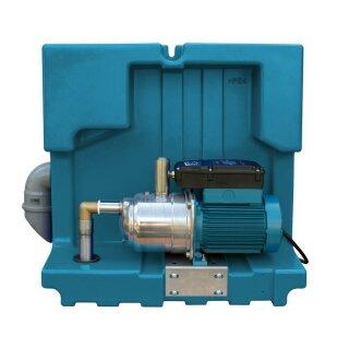 Aquintos Trinkwasser-Trennstation TWTS45 Steckerfertige Kompaktanlage zum Trinkwasserschutz