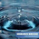 Aquintos Edelstahl CleanVE50E Reinwasserfilter Vollentsalzung Mischbett Ionenaustauscher Reinstwasser VE Vollentsalzungspatrone Edelstahl bis 65°C