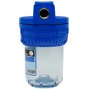 Wasserfilter Wasserfiltergehäuse 5 Zoll (3-teilig)