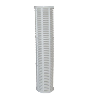 Aquintos Nylonfilter Mehrwegfilter 20 x 2,5 Zoll in 50µ auswaschbar