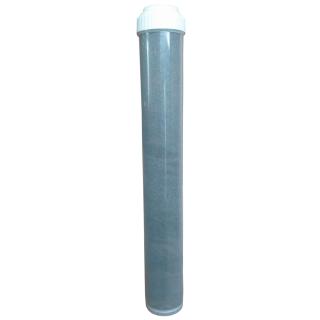 Aquintos Reinstwasserfilter Mischbettfilter AQVE20I 20 x 2,5 Zoll Slim mit Farbwechsel von grün nach lila