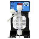 AquinDos Flex 01-15 Dosieranlage Dosiersystem mit 100L Chemikalienbehälter - Kontaktwasserzähler DN20 - Niveauregeleinheit