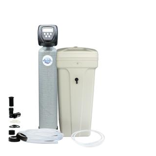 Wasserenthärtungsanlage Entkalkungsanlage MEC40 TOP-Line Wasserenthärter mit freistehendem Solebehälter