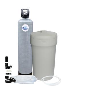 Wasserenthärtungsanlage Entkalkungsanlage MEC120 TOP-Line Wasserenthärter mit freistehendem Solebehälter
