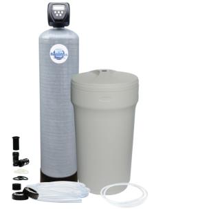 Wasserenthärtungsanlage Entkalkungsanlage MEC400 TOP-Line Wasserenthärter mit freistehendem Solebehälter