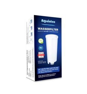AquinTobs Wasserfilter passend für DeLonghi Kaffeevollautomaten mit der DLS C002 / DLSY002 / SER3017 Filterpatrone