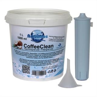 Wasserfilter Filterpatrone nachfüllbar passend für Jura Blue 67007 und Jura Smart 71793 für Impressa und ENA