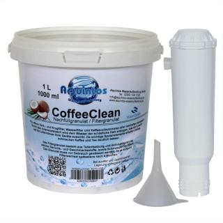 Nachfüllset Filterpatrone Wasserfilter passend für Melitta Nivona Krups AEG Kaffeevollautomaten
