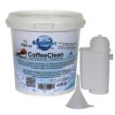 Nachfüllset Wasserfilter passend für Siemens EQ...