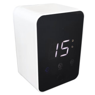Aquintos Rückspülautomatik für RDX RDXA Automatik Rückspülfilter mit Druckminderer Hauswasserfilter