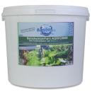 Aquintos Reinstwasserharz Michbettharz Mischbettharzfilter  mit Farbindikator von grün nach lila