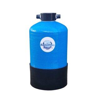 Aquintos CleanVE40 Reinwasserfilter Vollentsalzung Mischbett Ionenaustauscher Reinstwasser VE Vollentsalzungspatrone GFK