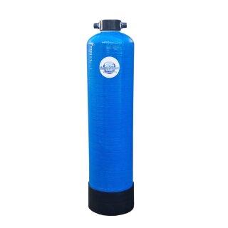 Aquintos CleanVE72 Reinwasserfilter Vollentsalzung Mischbett Ionenaustauscher Reinstwasser VE Vollentsalzungspatrone GFK