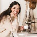 AquinTobs 3-Phasen Reinigungstabletten 57003 Kaffeefettlöser Reinigungstabs 1,6g 100 Stück für Kaffeevollautomaten und Espressomaschinen