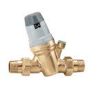 Druckminderer 1 Zoll DN25 Druckregler für Trinkwasser und Brauchwasser DIN DVGW-geprüft