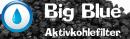 """Big Blue Aktivkohlefilter 20"""" x 4,5"""" in 10µ"""