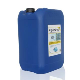AQuinDos Control KW 20 Liter zur Behandlung von Kesselspeise- und Kesselwasser Flüssiger, alkalischer Sauerstoffbinder, Härtestabilisierer und Schlammkonditionierer