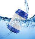 Aquintos Aktivkohlefilter Trinkwasserfilter GAC Granulat-Aktivkohle 5 x 2,5 Zoll