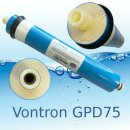 Vontron Membrane 75GPD - ULP1812-75 für...