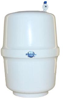 Osmose Mebranen Drucktank Vorratstank aus lebensmittelechten Materialien 8 Liter aus GFK