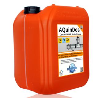 AQuinDos Control DM-NE Dosierlösung Mineralstofflösung Korrosionsschutz und Resthärtestabilsierung nach Enthärtungsanlagen