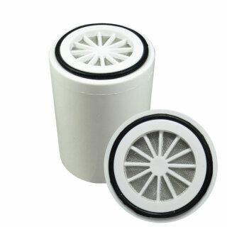 1 x Aquintos Ersatzfilterpatrone für Duschfilter