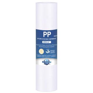 BIG Blue Jumbo Polypropylen Sedimenfilter PP BB20 20 x 4,5 Zoll 1 micron