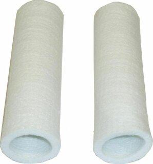 Grünbeck GENO Ersatzfilterkerze 50my Größe 1, 103068 ohne Schutzglocke (2 Stück)
