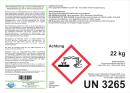 AQuinDos Control CU Dosierlösung Mineralstofflösung Korrosionsschutz Keimschutz für Kupferleitungen Kupferrohrinstallation