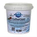 1 Liter Nachfüllset / Refill-Set Aquintos passend für Tischwasserfilter mit Maxtra / Unimax / Multimax Wasserfilter ( mit 1 Liter Filtergranulat AQTE1000 )