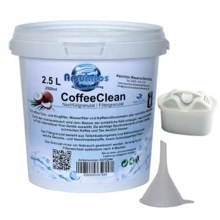 2,5 Liter Nachfülset / Refill-Set Aquintos passen für Tischwasserfilter mit Maxtra / Unimax / Muktimax Wasserfilter ( mit 2,5 Liter Nachfüllgranulat AQTE2500 )