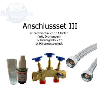 Anschlussset III