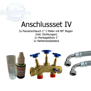 Anschlussset IV
